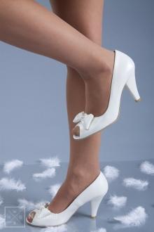 Обувка с 8 см ток - 829+P