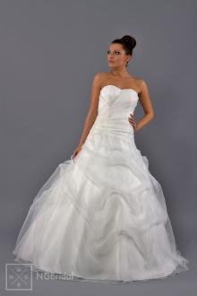 Булчинска рокля - 1706