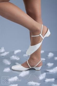 Обувка с 3 см ток - 303-OP