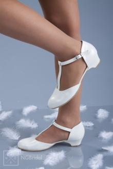 Обувка с 3 см ток - 306K