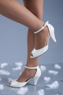 Обувка с 8 см ток - 825