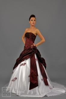 Булчинска рокля - 1716