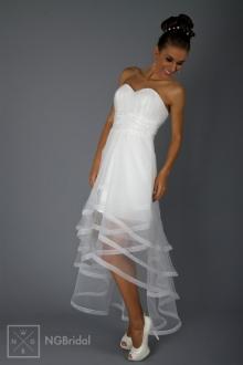 Къса булчинска рокля  - 1815