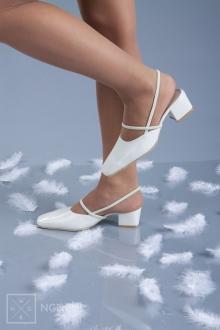 Обувка с 4 см ток - 405