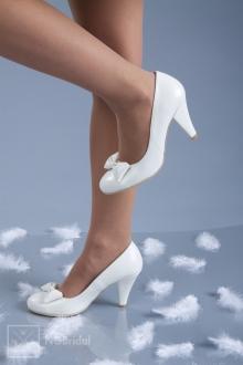 Обувка с 8 см ток - 828+P