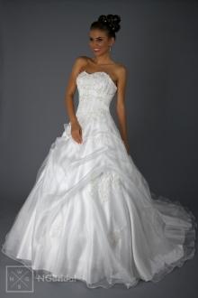 Булчинска рокля - 1822