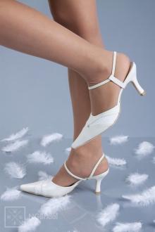 Обувка с 7 см ток - 710-OP