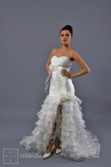 Булчинска рокля - 1718