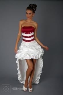 Къса рокля  - 1825