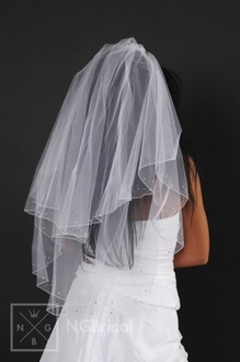 - Braut Schleier 508
