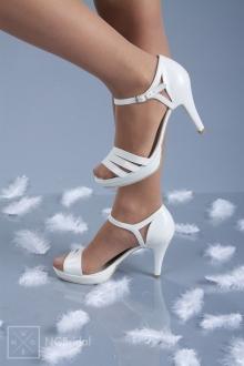 Обувка с 9 см ток - 913