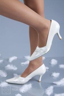 Обувка с 7 см ток - 715-S