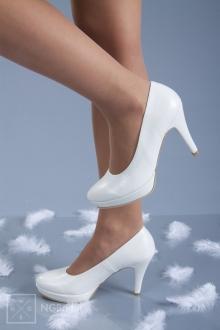 Обувка с 9 см ток - 905